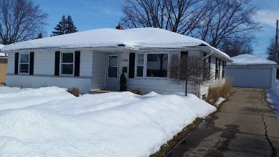 Appleton Single Family Home Active-Offer No Bump: 1736 N Outagamie