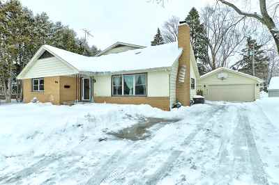 Appleton Single Family Home Active-Offer No Bump: 2018 N Elinor