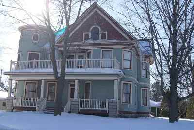 Shawano Single Family Home Active-No Offer: 103 S Franklin