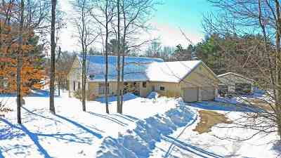 Waupaca Single Family Home Active-Offer No Bump: E1511 Larson
