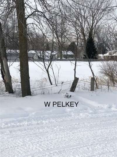 Residential Lots & Land Active-No Offer: W Pelkey