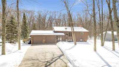 Howard, Suamico Single Family Home Active-Offer No Bump: 1521 Woodsdale