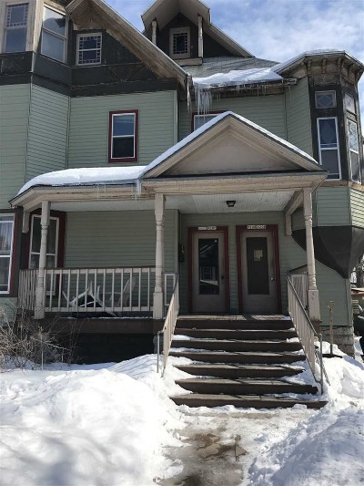 Oshkosh Multi Family Home Active-No Offer: 920 Jackson