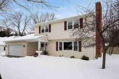 Appleton Single Family Home Active-Offer No Bump: 1603 S Orchard
