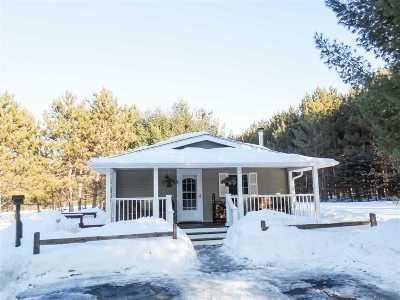 Oconto County Single Family Home Active-Offer No Bump: 624 Cross