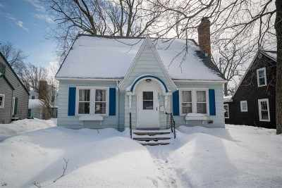 Appleton Single Family Home Active-Offer No Bump: 209 W Parkway