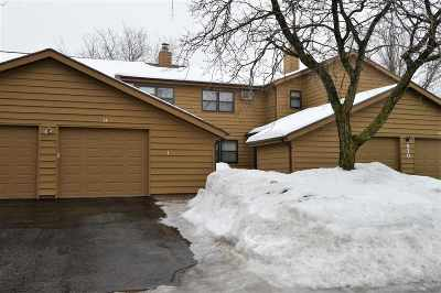 Neenah Condo/Townhouse Active-Offer No Bump: 970 Manor #74