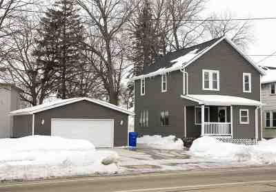 Appleton Single Family Home Active-Offer No Bump: 607 W Franklin