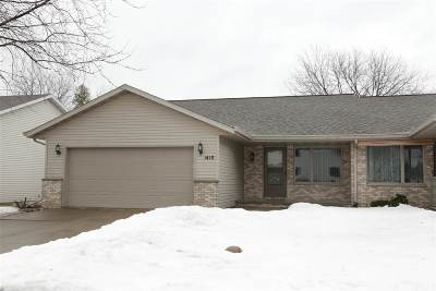 Little Chute WI Single Family Home Active-Offer No Bump: $134,900