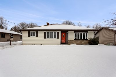 Appleton Single Family Home Active-No Offer: 1631 S Lawe