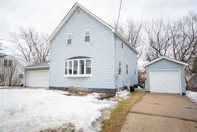 Little Chute Single Family Home Active-Offer No Bump: 316 Monroe
