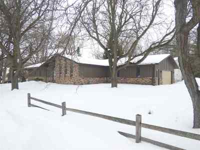 Green Bay Single Family Home Active-No Offer: 1416 Hobart