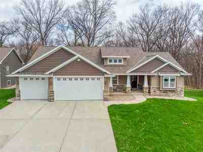 Green Bay Single Family Home Active-No Offer: 2122 Emmalane