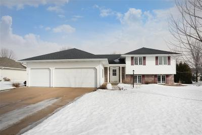 Appleton Single Family Home Active-Offer No Bump: W5936 Easter Lily