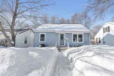 Green Bay Single Family Home Active-No Offer: 931 Liberty
