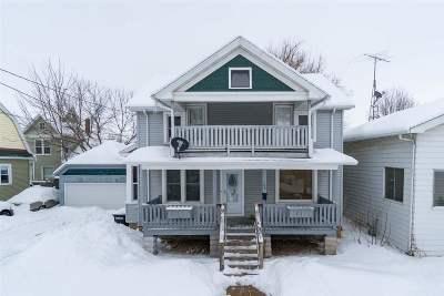 Oshkosh Single Family Home Active-No Offer: 108 E Lincoln
