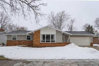 Appleton Single Family Home Active-Offer No Bump: 3117 N Rankin