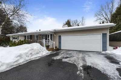 Neenah Single Family Home Active-No Offer: 222 Stanley