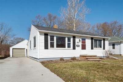 Appleton Single Family Home Active-No Offer: 1833 Charlotte