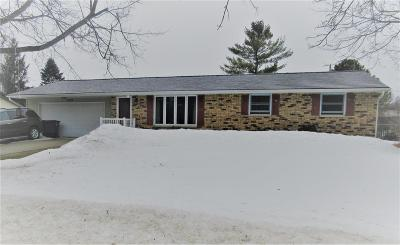 Green Bay Single Family Home Active-No Offer: 2678 Timber