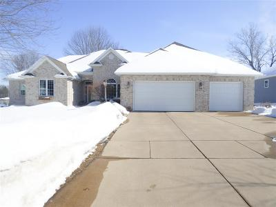 Green Bay Single Family Home Active-Offer No Bump: 2107 Balsam