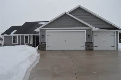 Appleton Single Family Home Active-No Offer: 5355 W Pleasant