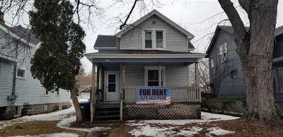 Oshkosh Multi Family Home Active-No Offer: 1023 Wright