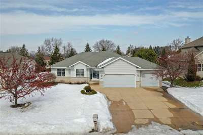 Appleton Single Family Home Active-Offer No Bump-Show: 1204 W Cottonwood