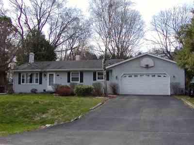 Oshkosh Single Family Home Active-Offer No Bump-Show: 2835 Homestead