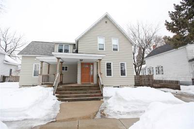 Marinette Single Family Home Active-No Offer: 1521 Oakes