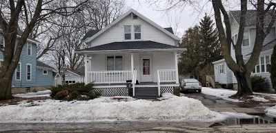 Oshkosh Multi Family Home Active-No Offer: 851 Wright
