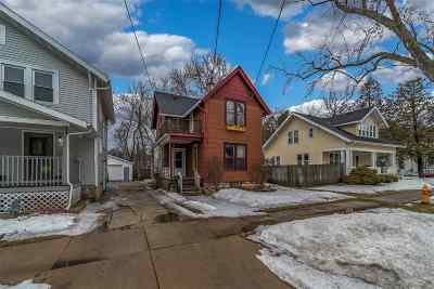 Appleton Single Family Home Active-No Offer: 1401 N Appleton