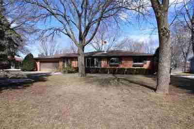 Oshkosh Single Family Home Active-No Offer: 1146 Olson
