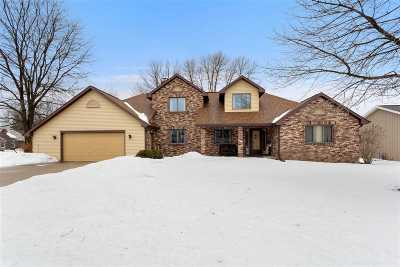 Appleton Single Family Home Active-No Offer: 2107 W Cortland