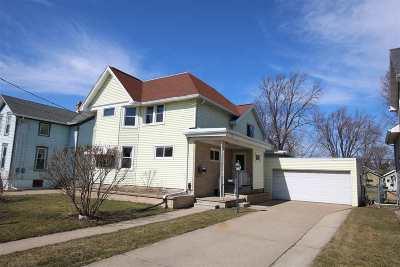 Oshkosh Single Family Home Active-No Offer: 1118 Ceape