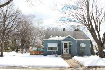 Green Bay Single Family Home Active-No Offer: 1203 14th