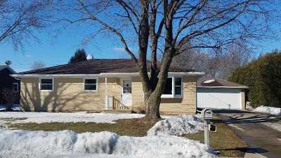 Neenah Single Family Home Active-No Offer: 1029 Oxford