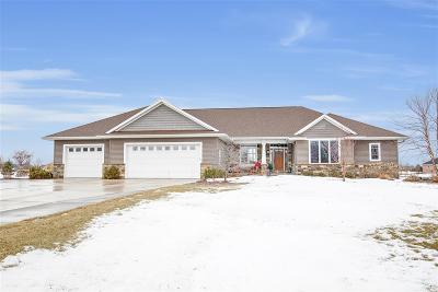 De Pere Single Family Home Active-Offer No Bump: 2856 Gentle Hills