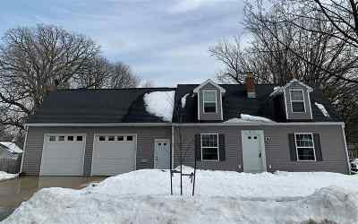 Green Bay Single Family Home Active-No Offer: 855 15th