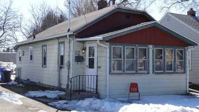 Appleton Single Family Home Active-No Offer: 717 W Hawes