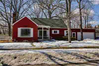 Appleton Single Family Home Active-No Offer: 1207 S Mason
