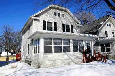 Green Bay Single Family Home Active-No Offer: 211 N Ashland
