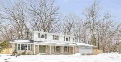 Green Bay Single Family Home Active-No Offer: 1327 Ken