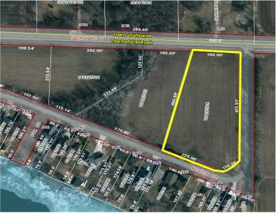 Oshkosh Residential Lots & Land Active-No Offer: Nickels