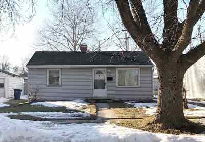 Green Bay Single Family Home Active-Offer No Bump: 1222 S Chestnut