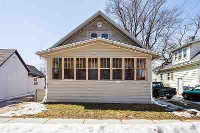 Neenah Single Family Home Active-No Offer: 411 Henry