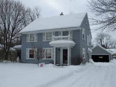 Appleton Single Family Home Active-Offer No Bump: 1315 S Alicia