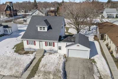 Luxemburg Single Family Home Active-No Offer: 219 Main
