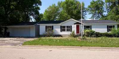 Shawano Single Family Home Active-No Offer: 415 W 2nd