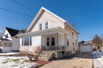 Oshkosh Single Family Home Active-No Offer: 1221 Eastman